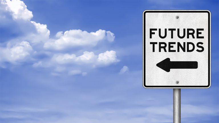 Street sign future trends