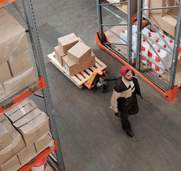 CDF - Reducing Packaging Footprint