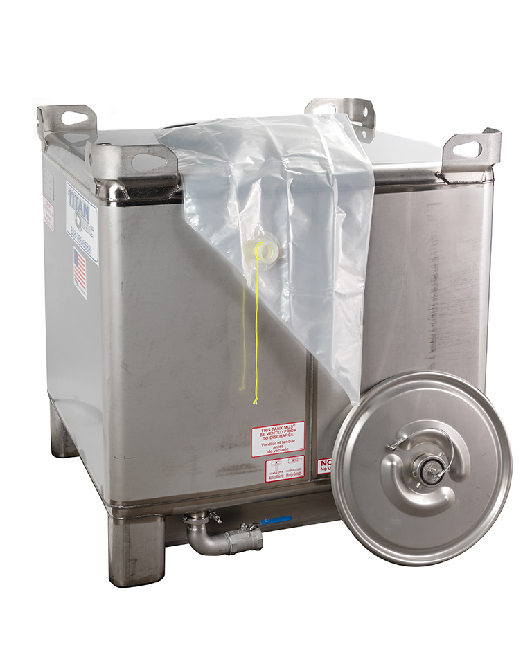 CDF Defender Liner for Stainless Steel Totes